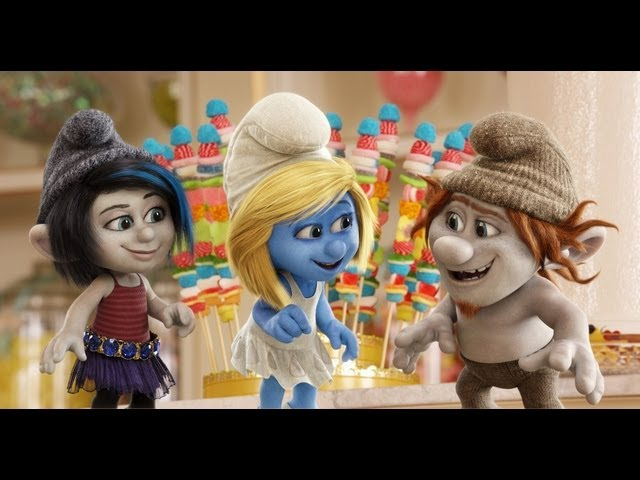 Los Pitufos 2  ( The Smurfs 2 ) - Trailer Oficial - Español Latino - Full HD Videos De Viajes