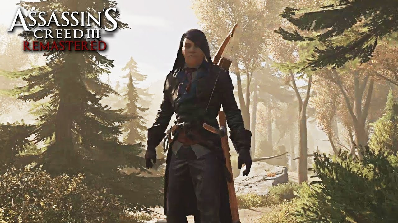 Assassin S Creed 3 Remastered Arno Dorian S Outfit Gameplay No