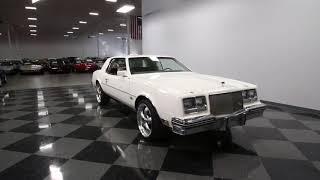 4392 CHA 1985 Buick Riviera