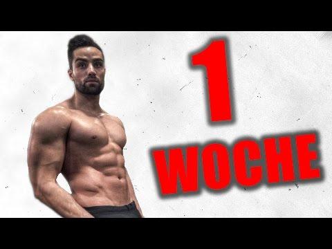 Guter Body in einer Woche - 5 Tipps | Goeerki