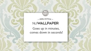 NuWallpaper Peel and Stick Wallpaper