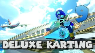 [9] Deluxe Karting (Mario Kart 8 Deluxe w/ GaLm and friends)