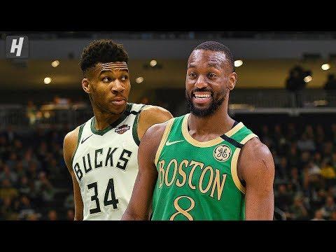 Boston Celtics Vs Milwaukee Bucks - Full Game Highlights   January 16, 2020   2019-20 NBA Season