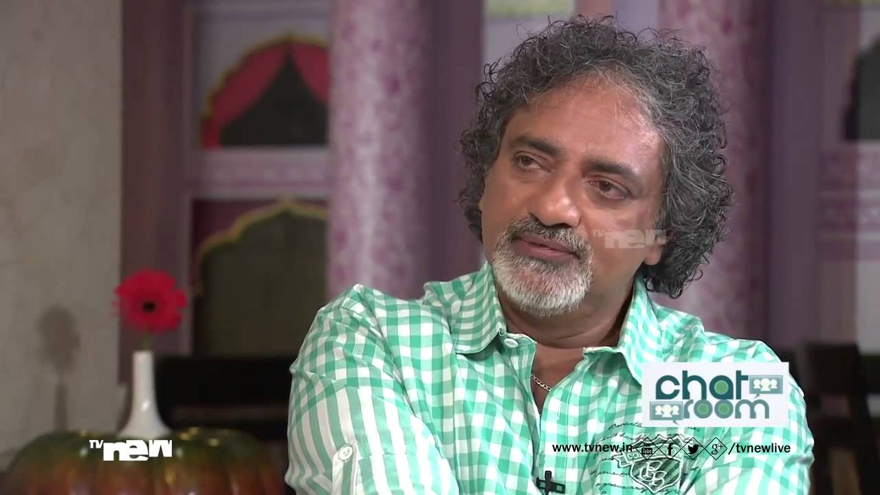 Interview : Joy mathew in Chat Room | Tv New - YouTube