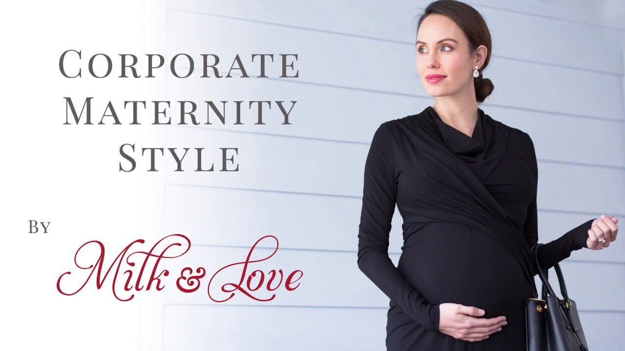 Maternity work wear it can be done. Photograph: Getty Images As you slowly edge towards having a massive pregnant belly, it's fairly easy to ad-lib with weekend clothes, but that what-the-hell.
