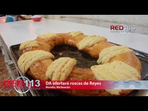 VIDEO El Comensal Michoacano: Roscas de Reyes en Drogadictos Anónimos