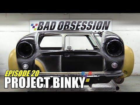 Project Binky - Episode 20 - Austin Mini GT-Four - Turbocharged 4WD Mini