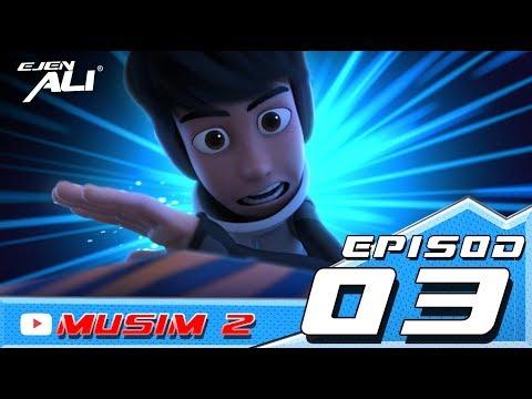 Ejen Ali Episod 3 - Misi: Main