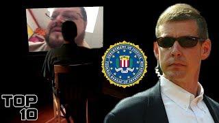 Top 10 Ways The FBI Watches You