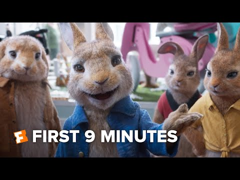 Download Peter Rabbit 2: The Runaway First 9 Minutes - Exclusive (2021) | Fandango Family