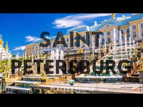 SAINT PETERSBURG - RUSSIA   HD