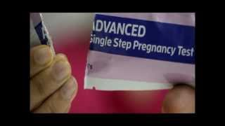 pregnancy test at home how to test for pregnancy