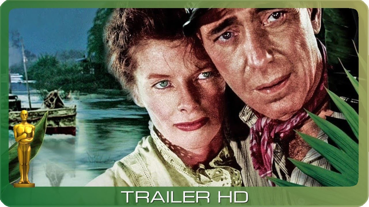 Download The African Queen ≣ 1951 ≣ Trailer