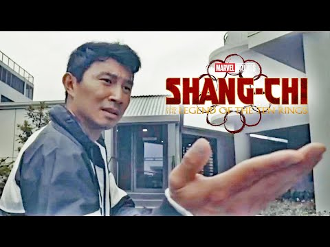SHANG CHI Teaser Fight Stunt Shared By Simu Liu! Marvel Phase 4