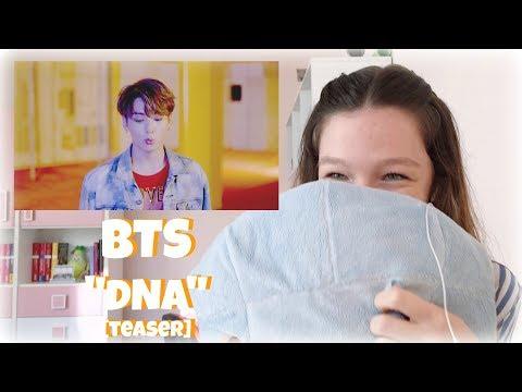 "BTS ""DNA"" [Official Teaser] REACTION | Lili White"