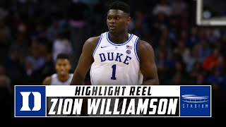 Zion Williamson Duke Basketball Highlights - 2018-19 Season | Stadium