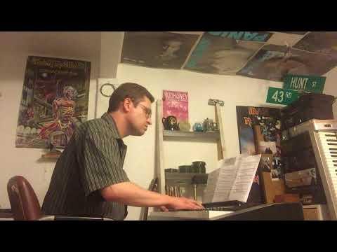 Jim P playing Moonlight Sonata