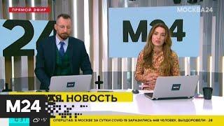 За сутки в России подтвердили 601 случай коронавирусной инфекции - Москва 24