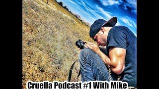 Cruella Podcast Photography