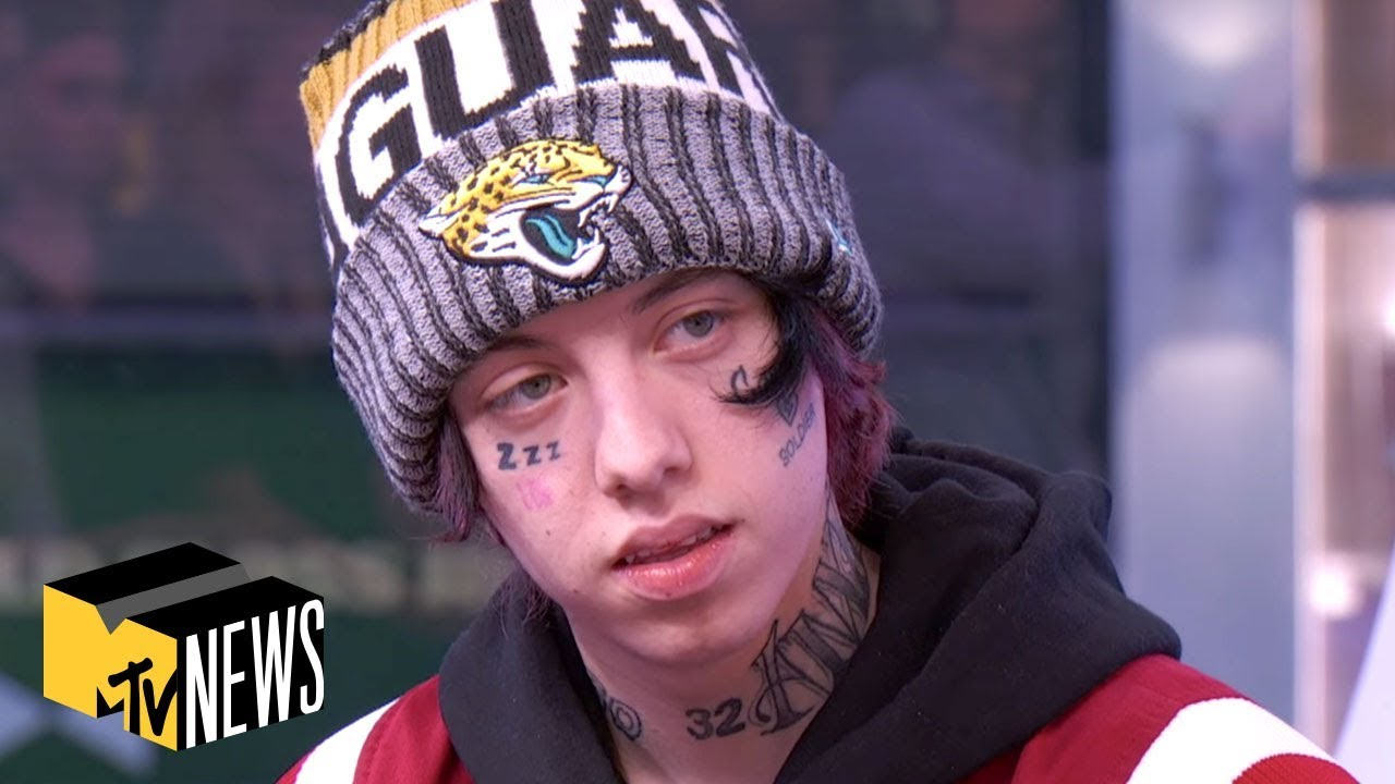 Lil Xan On His Anti Xanax Movement The Death Of Lil Peep Trl