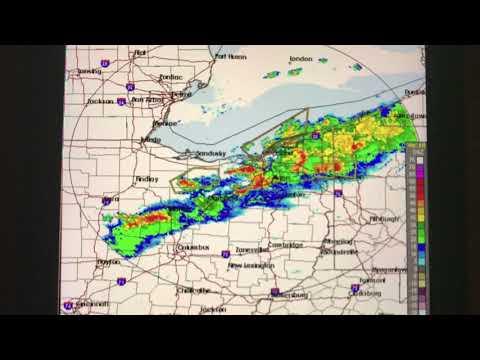 Urgent Weather Message Wng698 Grafton Ohio 7 26 18 Youtube