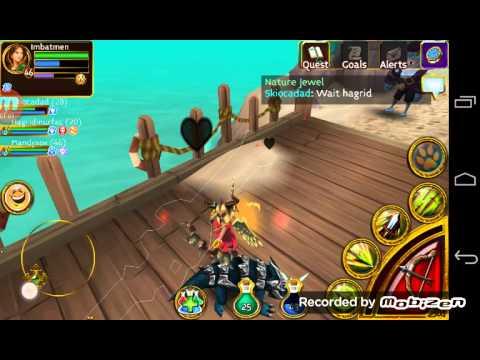 AL: Captain FangTooth Defeated