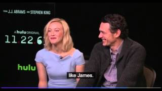 YAHOO (Superfan TV): Connected with J.J. Abrams on '11.22.63'