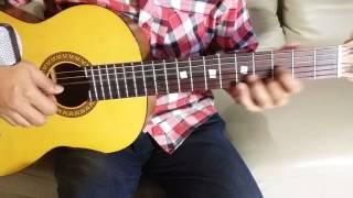 Maju Tak Gentar - C Simanjuntak (Lagu Wajib Nasional) | Tutorial Gitar Fingerstyle