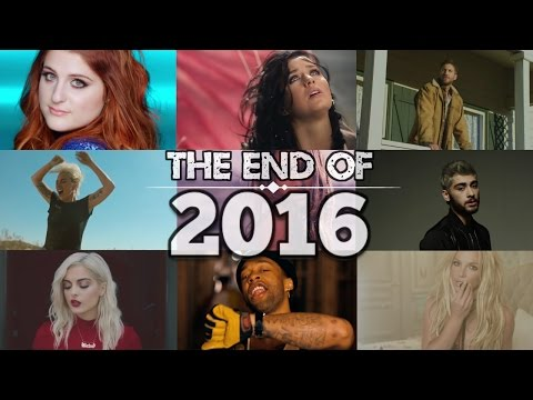 Pop Songs World 2016 |  Sound Of '16 (A Mashup Of This Year's Biggest Hits)