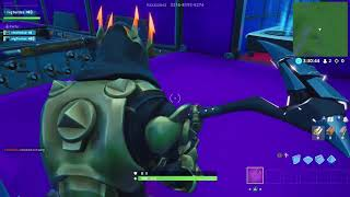 2 bots playing fortnite