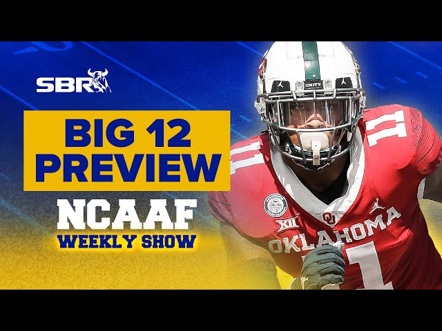 Big 12 Football Preview and Predictions 🏈