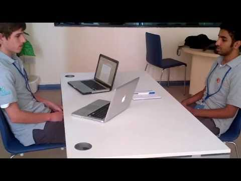 Job Interview Activity