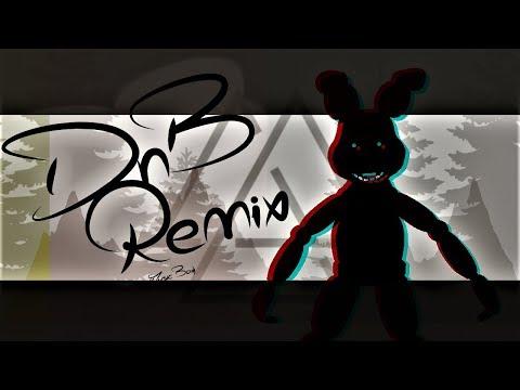 [FNaF-SFM] Shadow Bonnie Minigame DnB Remix - Collab