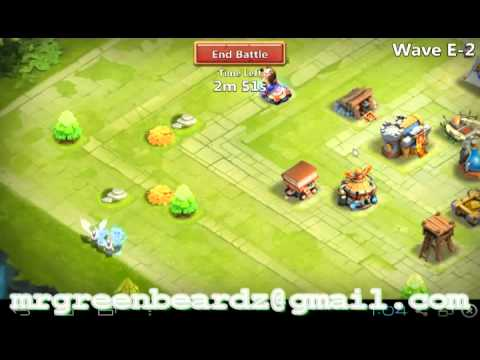 Castle Clash Mod (Dungeons, HBM, Boss)