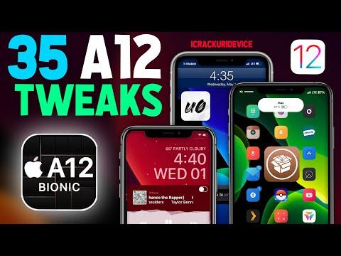 Top 35 Best A12 iOS 12 4 Jailbreak Tweaks! (Cydia A12 Tweaks