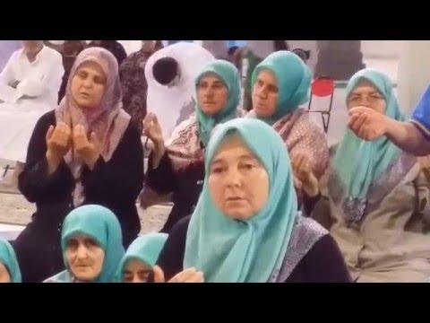 ARTUR ÖZDEMİRLER - MUSTAFA HOCA TAVAF SONRASI DUA