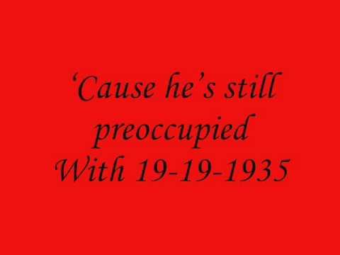 """""""1935"""" (""""1985 Spoof)"""