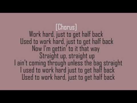 Nicki Minaj - Half Back (Lyrics)