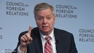 Lindsey Graham on Iran