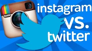 twitter или Instagram?