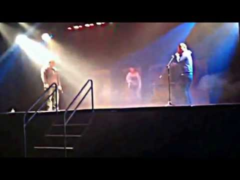 Beatbox Battle Billy vs Arian
