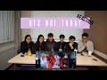 [APRICITY] BTS (방탄소년단) - Not Today (낫투데이) MV Reaction Video