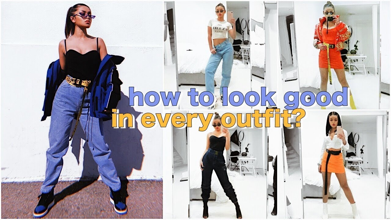 STYLING CLOTHING HAUL ♡ How To Look Good In Every Outfit 2