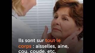 Ganglions sous l'aisselle (causes et significations)  - Ooreka.fr