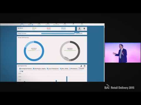 D3 Banking Demo - BAI Innovation Showcase at BAI Retail Delivery 2015