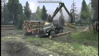 Spintires 2016/Trailer New 2016