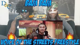 Download Video Bam Bam | Voice Of The Streets Freestyle w/ Kenny Allstar | Reaction Video MP3 3GP MP4