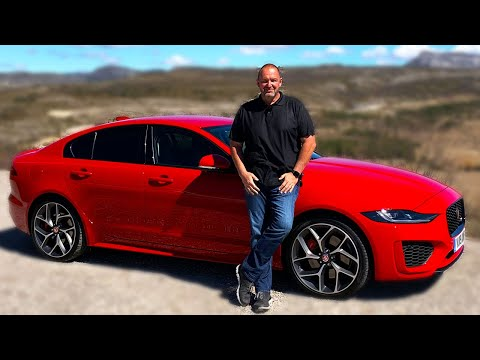 2020 Jaguar XE P300 AWD R Dynamic S Ultimate In-Depth Review