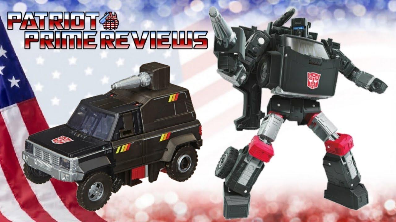 Patriot Prime Reviews the Earthrise Trailbreaker