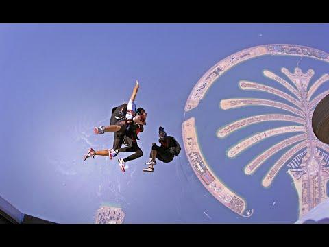 Siegfrid – Skydive Dubai